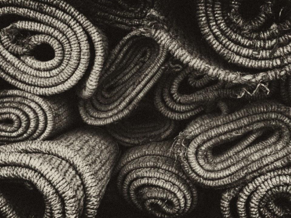 색바랜 패턴들