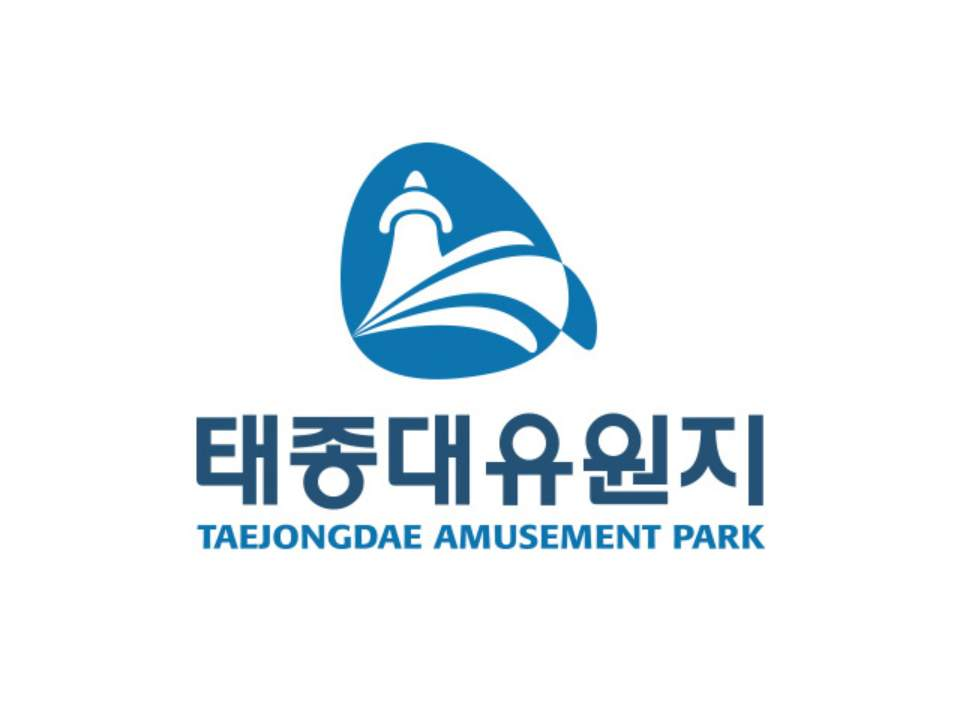 Taejongdae amusement park C.I project