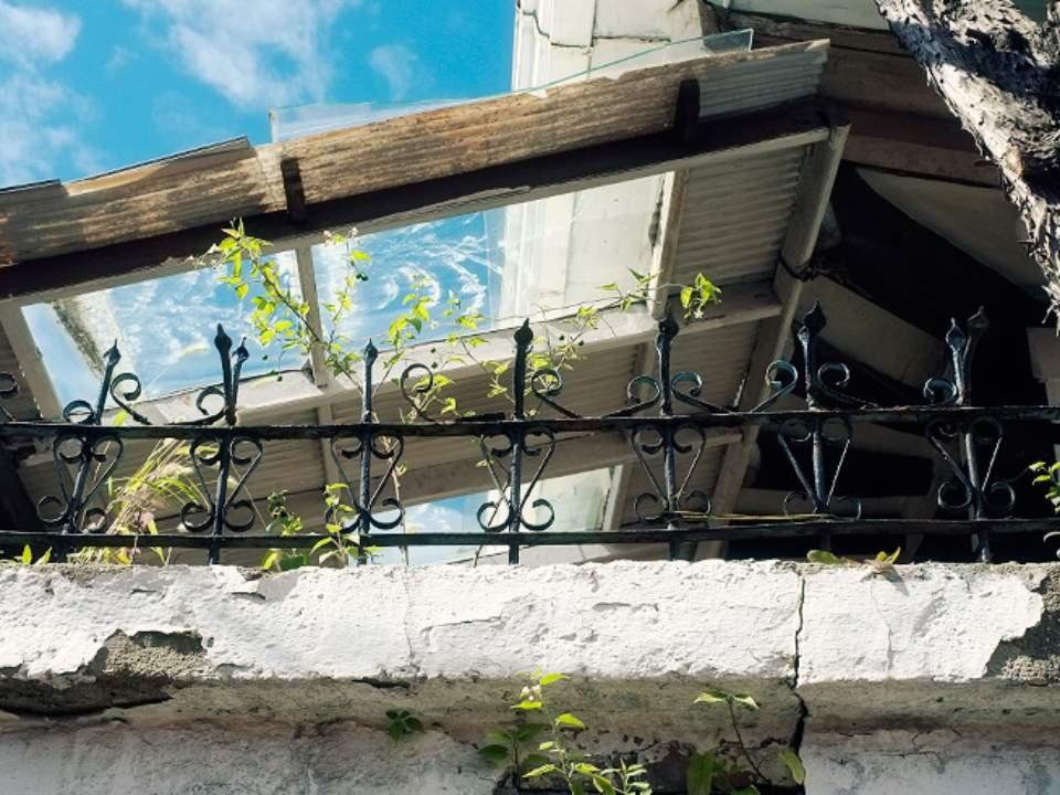 오래된 집