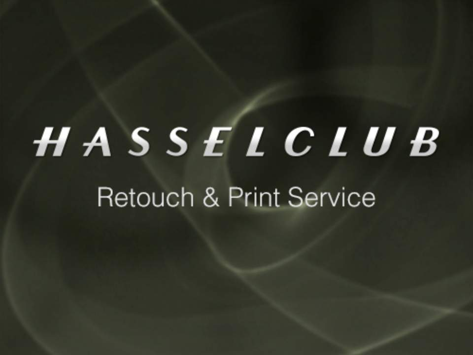 HasselClub Retouch&Print Service