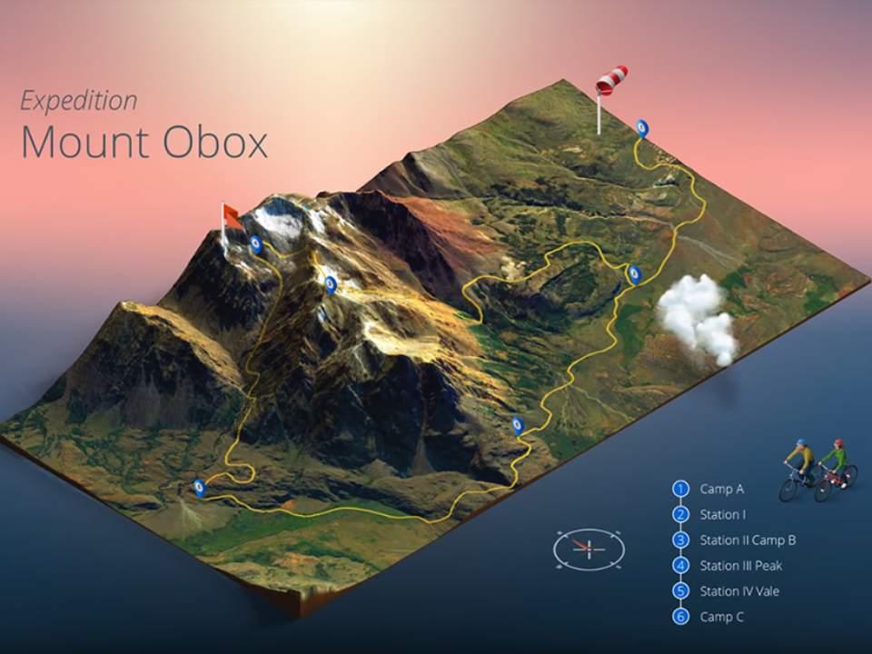 포토샵 플러그인 - 3D MAP GENERATOR ATLAS