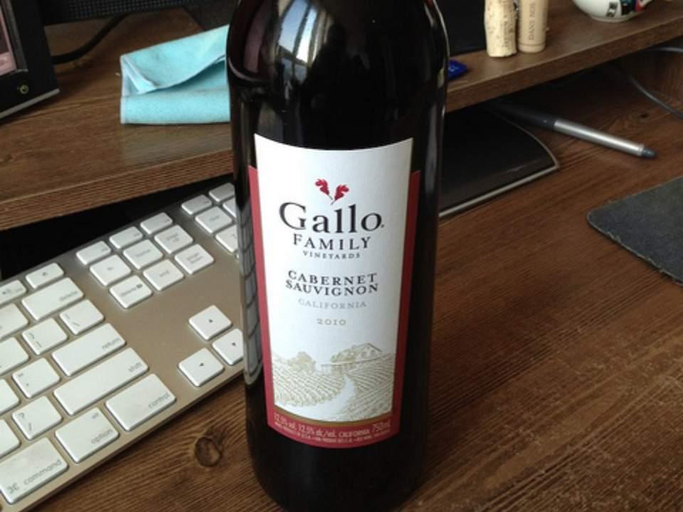 갤로 패밀리 빈야즈 까베르네 소비뇽(Gallo family)