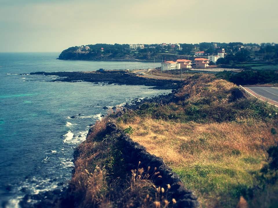 바다와 육지