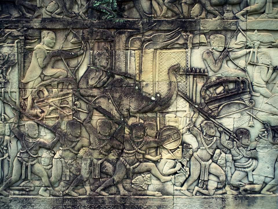 벽의 조각
