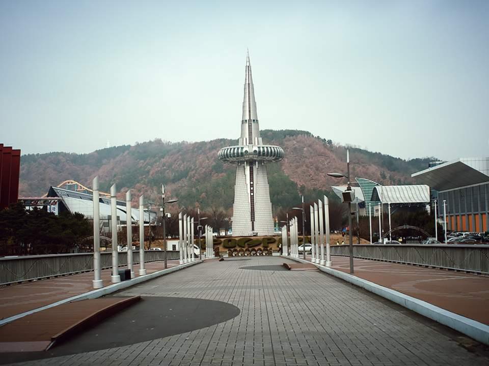 대전 엑스포로 가는 길