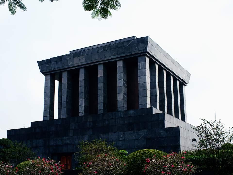 호치민 묘(Ho Chi Minh Mausoleum)
