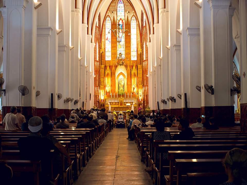 성 요셉 성당(St Joseph Cathedral)