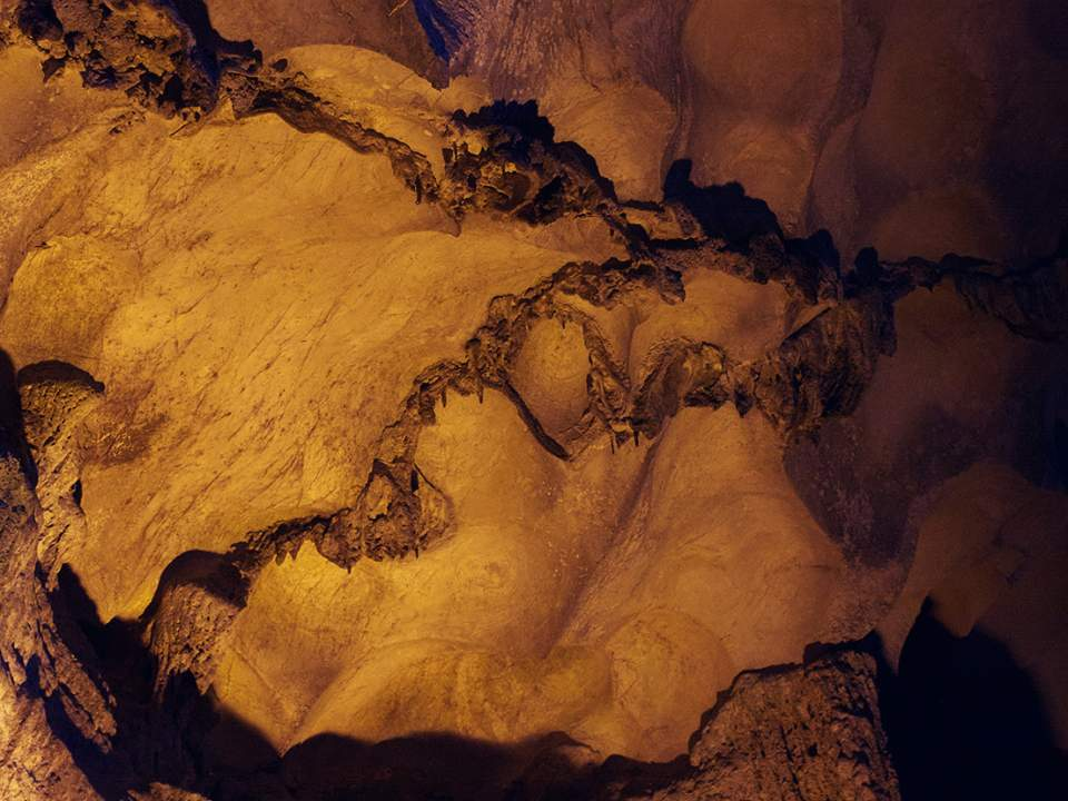 Hang Sung Sot 동굴탐험 시작