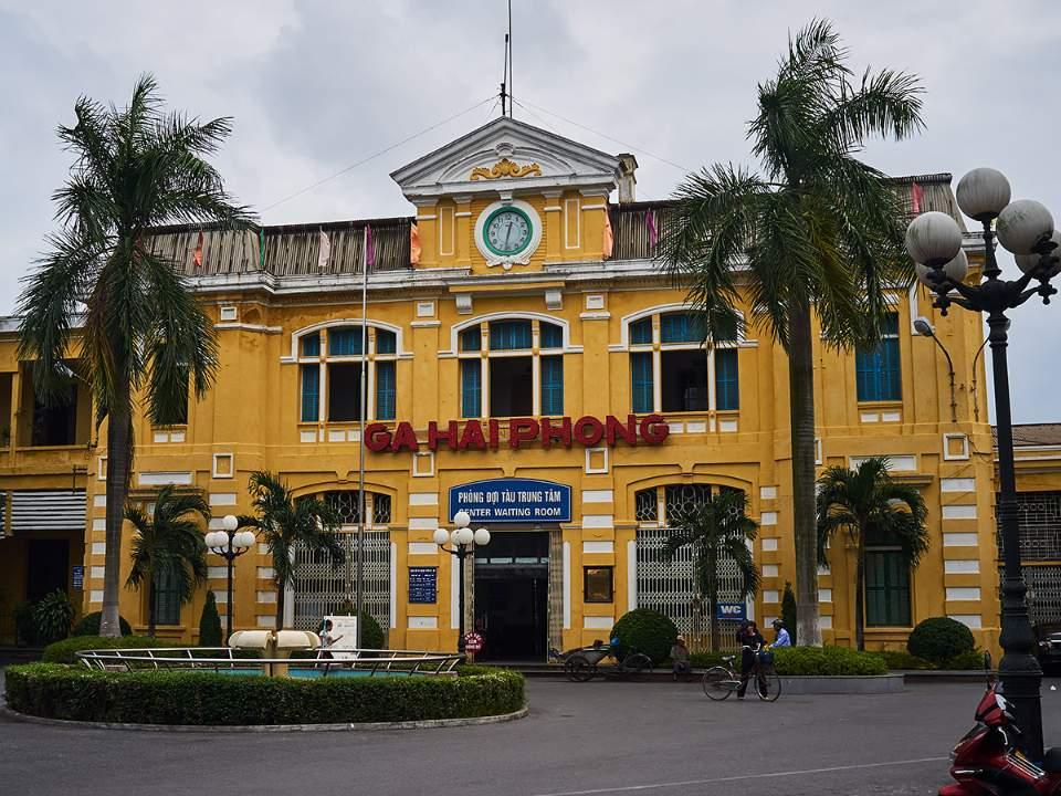 하이퐁 역(Ga Hải Phòng)