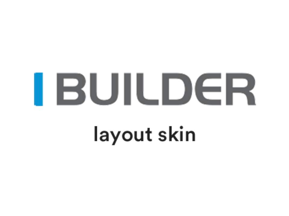 i-builder layout skin