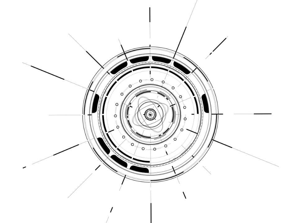 Circle FUI design