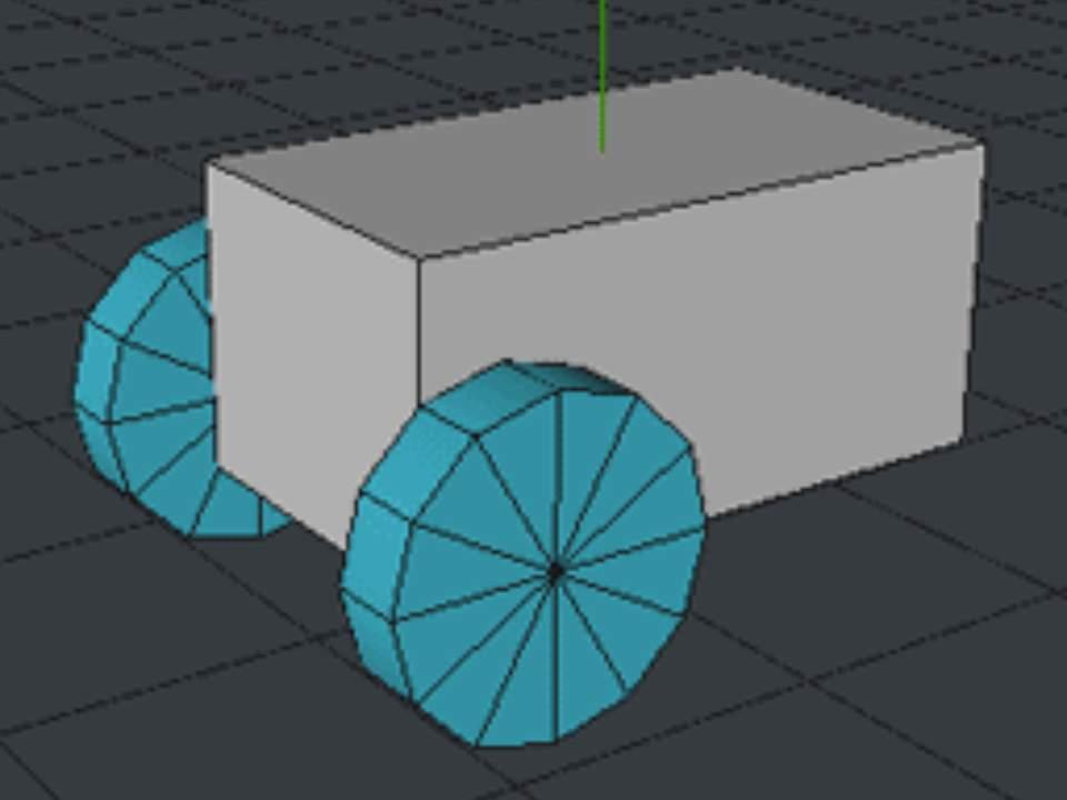 [c4d] Motor Object