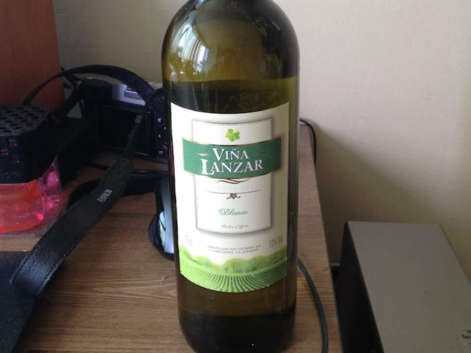 비나 린자 화이트(VINA LANZAR White Wine)