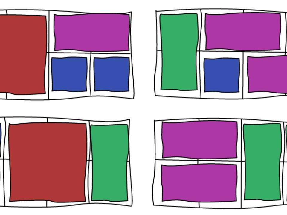 Image Layout Algorithm (이미지 레이아웃에 대한 알고리즘)