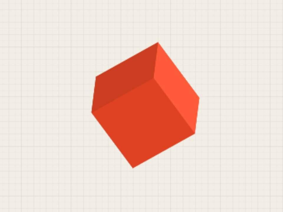 CSS3 3D