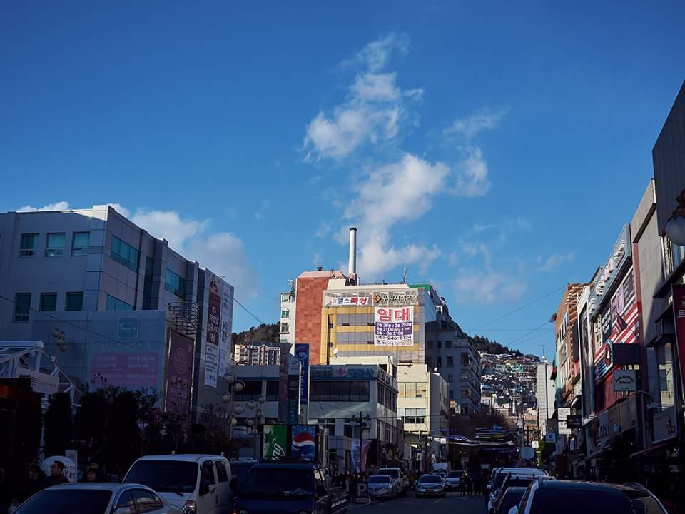 하늘과 건물