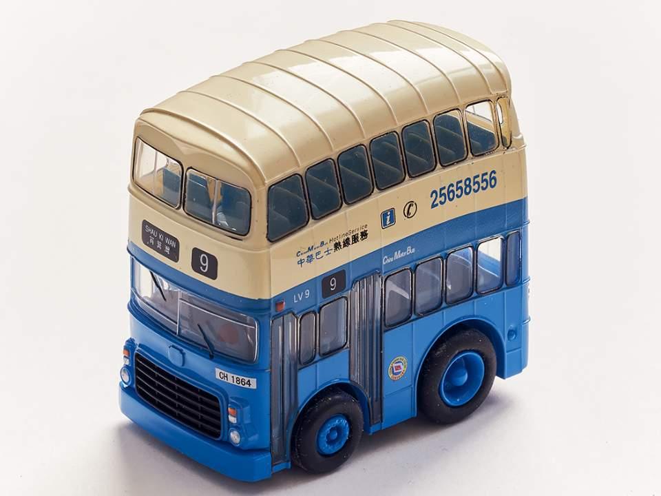 홍콩 트램 모형