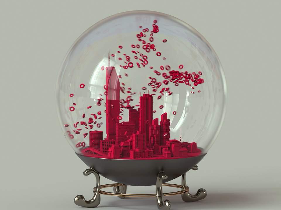 작은 도시