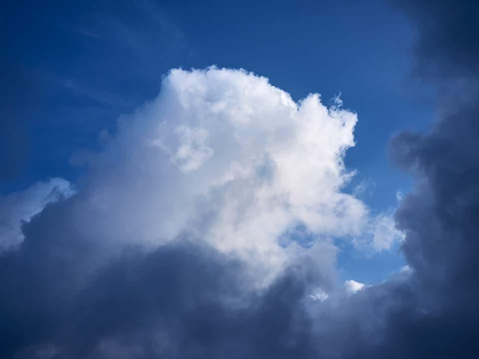하늘이 변화하는 때