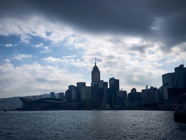 멀리보는 도시의 모습