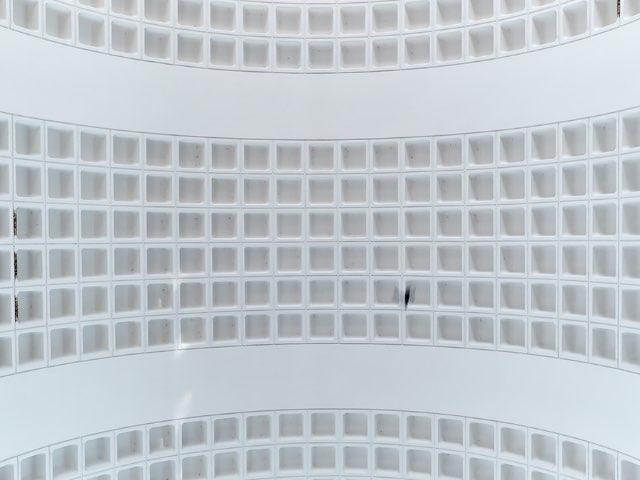 천장으로 보는 패턴