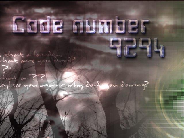 Code Number 9294