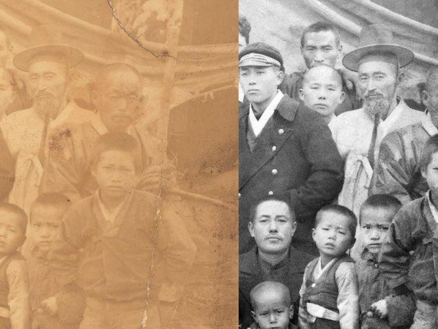과거사진 복원 프로젝트
