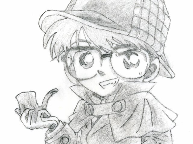 Detective Conan - cover character