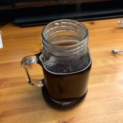 요즘 커피 마시는 방식을 변경했다.