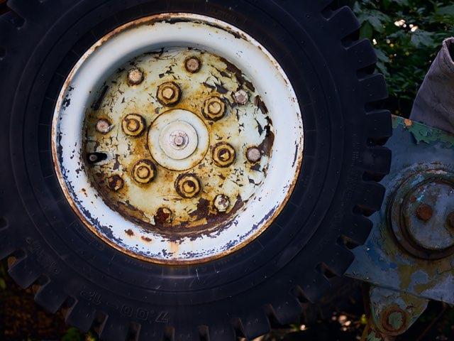 큰 타이어
